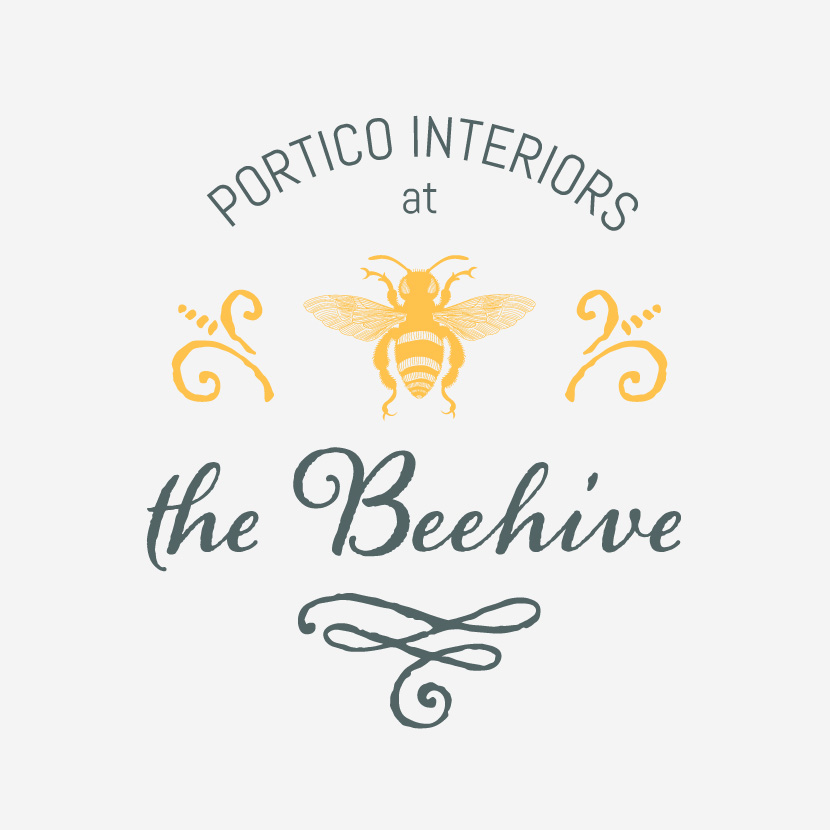 Freelancer logo design - The Beehive, Surrey