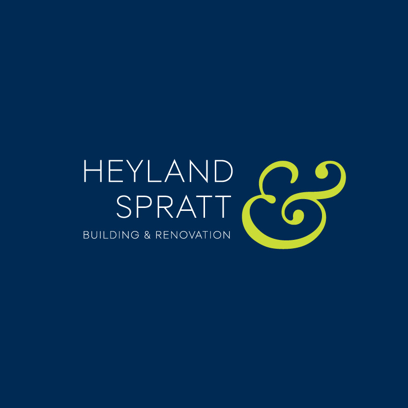 Freelancer logo design - Heyland & Spratt